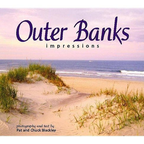 Outer Banks Impressions - (Paperback) - image 1 of 1