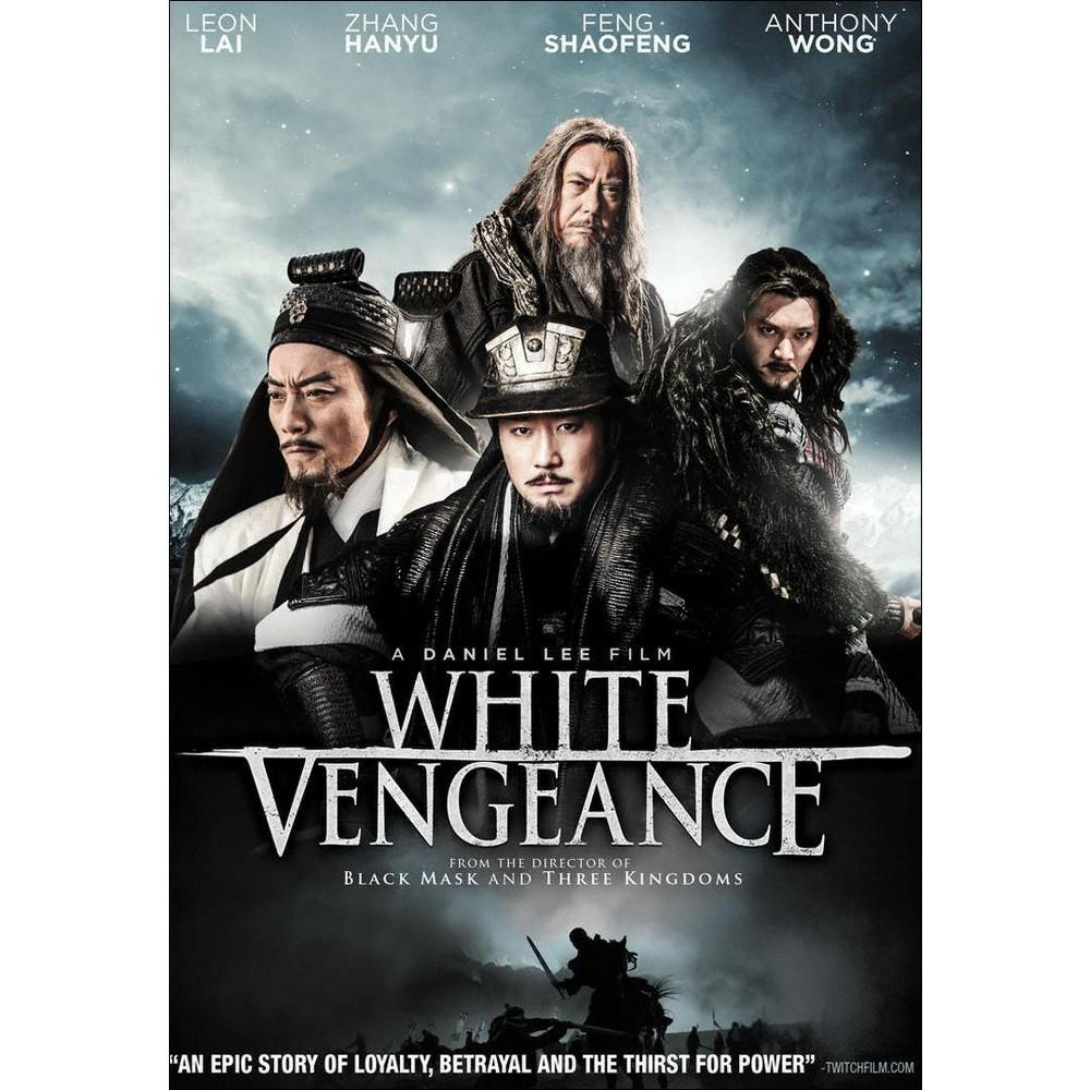 White Vengeance (Dvd), Movies