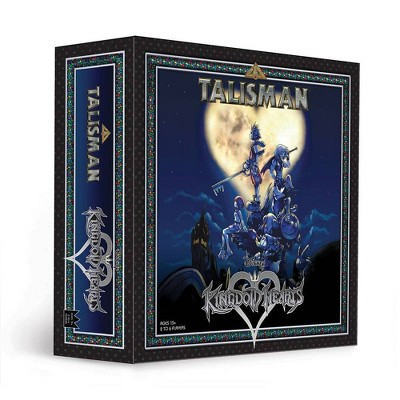 Talisman: Kingdom Hearts Board Game