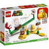 LEGO Super Mario Piranha Plant Power Slide Expansion Set Collectible Toy for Creative Kids 71365 - image 4 of 4