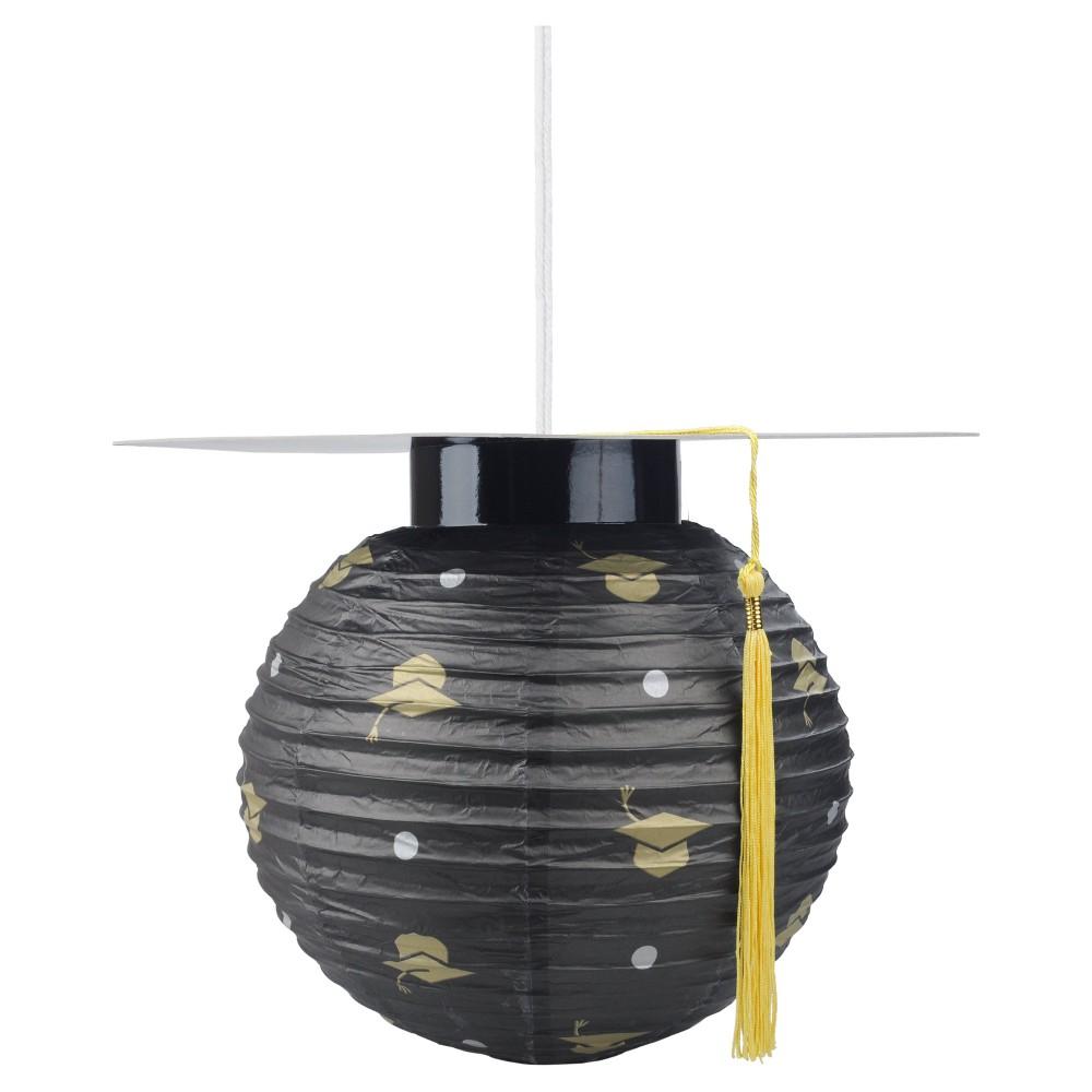 Graduation Hat Paper Lantern - Spritz