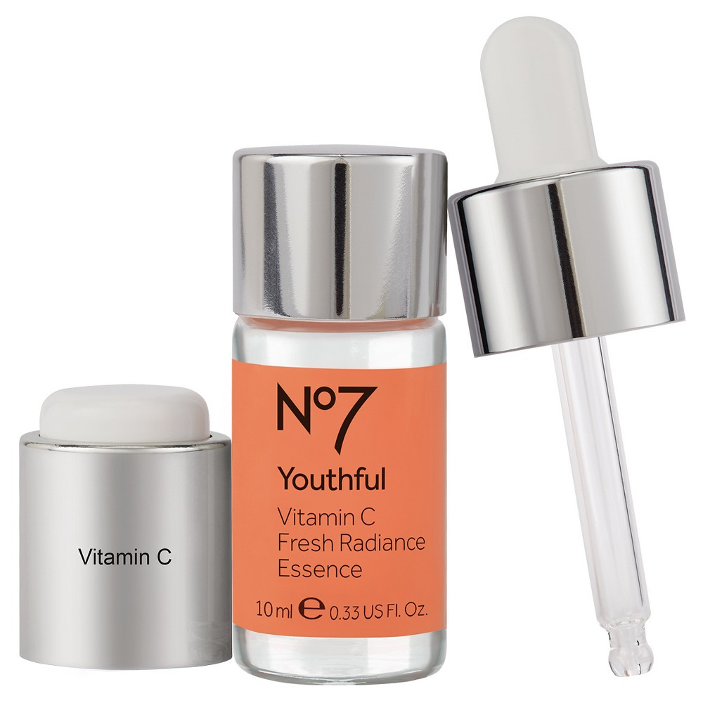 No7 Youthful Vitamin C Fresh Radiance Essence - .33oz