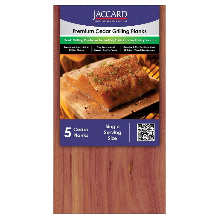 Wood Cooking Planks Jaccard 2 ea - image 1 of 2
