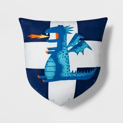 Dragon Shield Throw Pillow - Pillowfort™