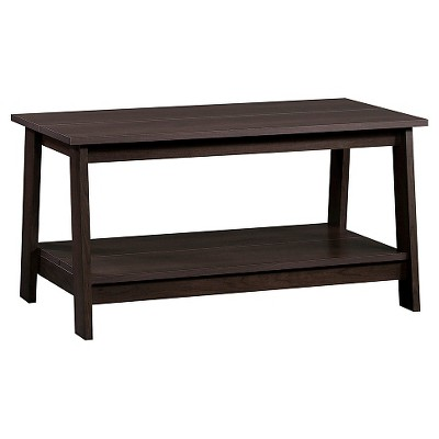 Trestle Coffee Table Espresso - Room Essentials™