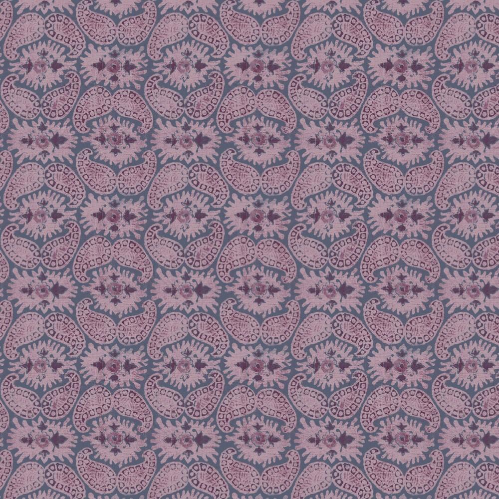 Poppy Ottoman Purple Paisley Opalhouse 8482