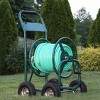 Liberty Garden Products LBG-872-2 4 Wheel Hose Reel Cart Holds up to 350 Feet - image 3 of 4