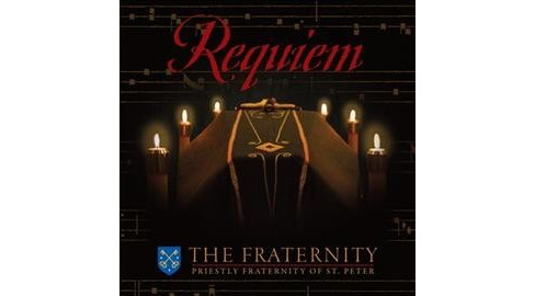 Fraternity - Requiem (CD) - image 1 of 1