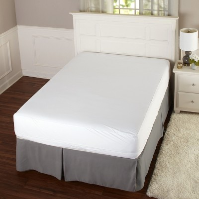 Lakeside Total Mattress Protector with Zipper - Waterproof Bed Cover