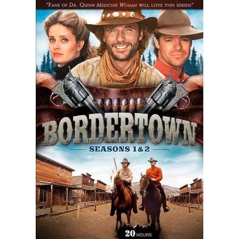Bordertown: Seasons 1 & 2 (DVD) - image 1 of 1