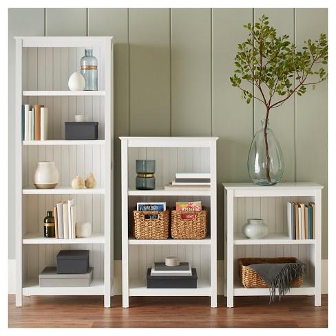 456 Stafford 3 Shelf Bookcase Target