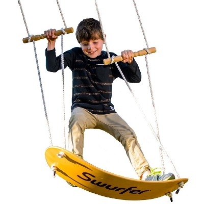Flybar Swurfer the Original Stand Up Surfing Swing