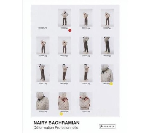 Nairy Baghramian : Deformation Professionnelle -  (Hardcover) - image 1 of 1