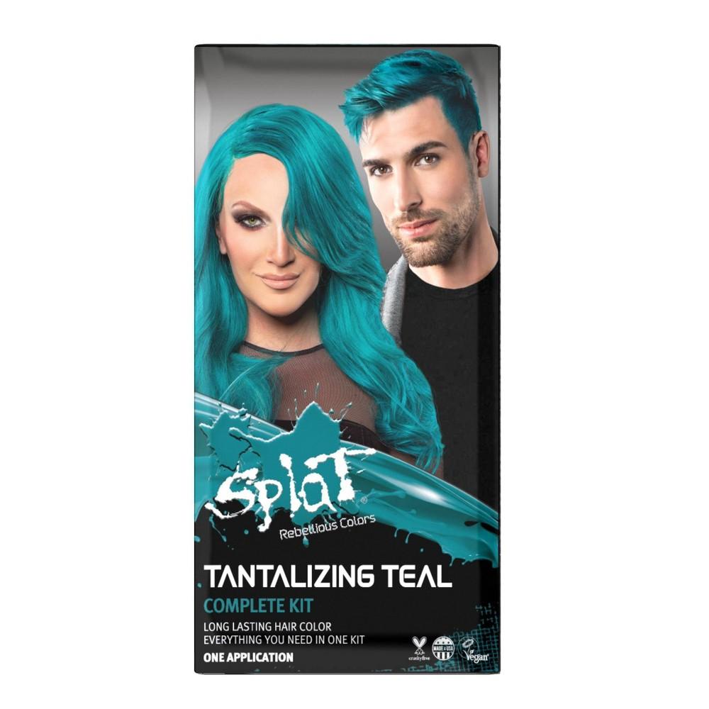 Image of Splat Hair Color Kit - Tantilizing Teal