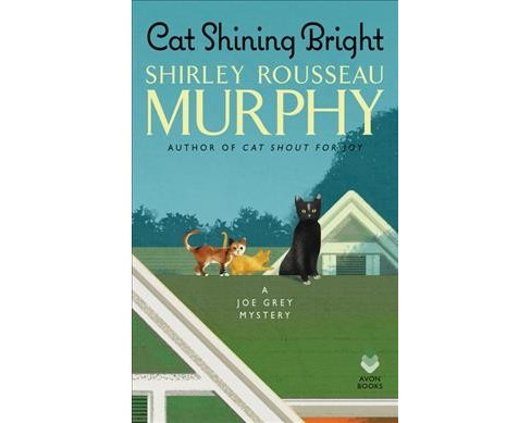 Cat Shining Bright (Hardcover) (Shirley Rousseau Murphy) - image 1 of 1