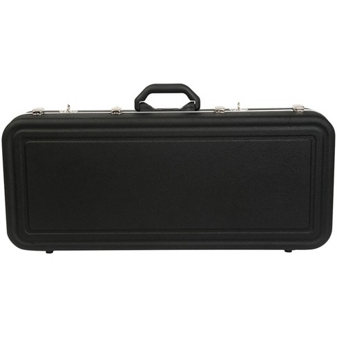 Hiscox Cases Mandolin Case Black Shell/Silver Int - image 1 of 6