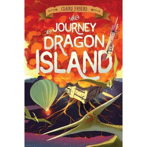 The Journey to Dragon Island - (Accidental Pirates) by  Claire Fayers (Paperback) - image 1 of 1