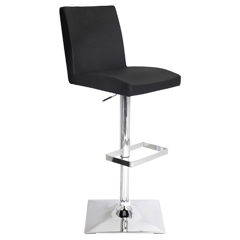 "Captain 32"" Barstool Metal/Black - LumiSource - image 1 of 4"