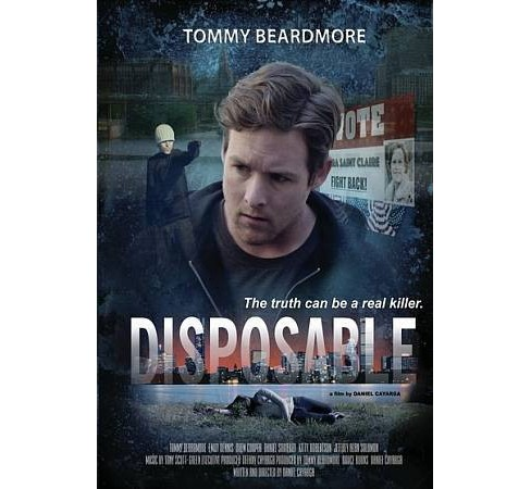 Disposable (DVD) - image 1 of 1
