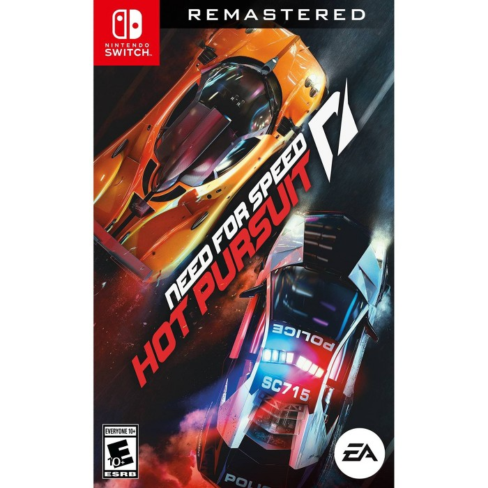 Need For Speed: Hot Pursuit Remastered - Nintendo Switch : Target