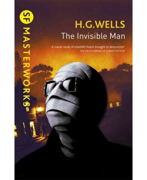 Invisible Man (Paperback) (H. G. Wells) - image 1 of 1