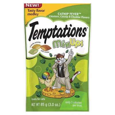 Cat Treats: Temptations MixUps