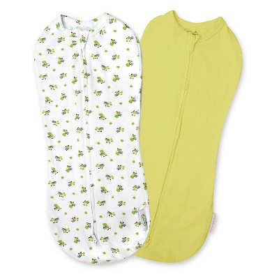SwaddleMe® Pod 2-pack Hungry Caterpillar (Newborn)