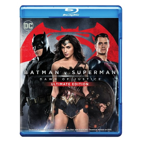 Batman v Superman: Dawn of Justice (Blu-ray) - image 1 of 1