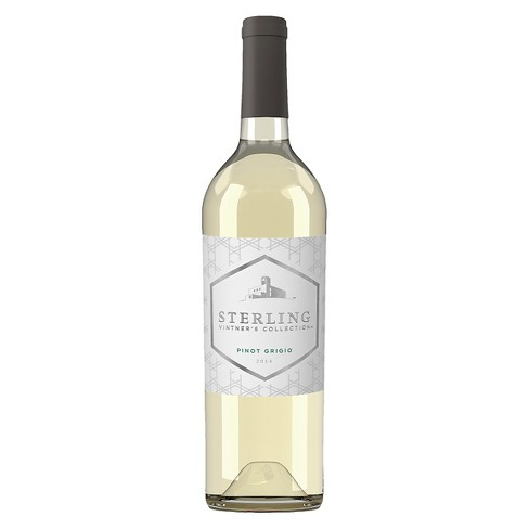 Sterling® Vintner's Collection Pinot Grigio - 750mL Bottle - image 1 of 1