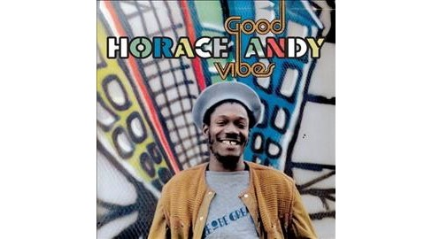 Horace Andy - Good Vibes (CD) - image 1 of 1