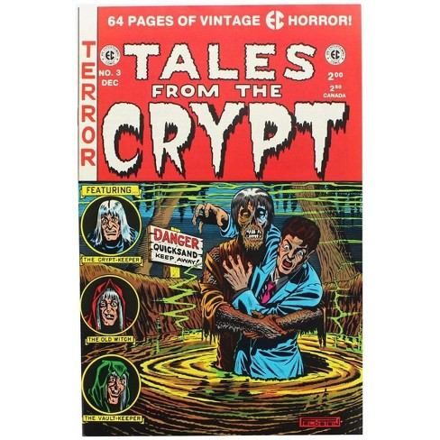 Nerd Block Nerd Block Tales from the Crypt Issue #3 Comic Book - image 1 of 2
