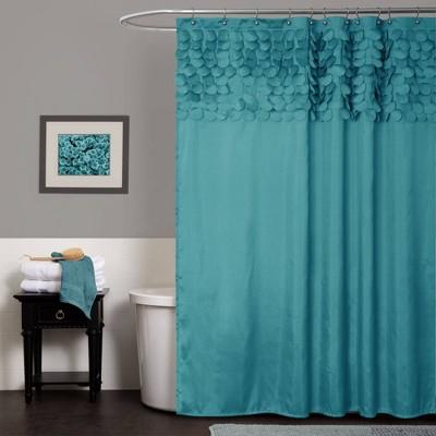 Lillian Shower Curtain - Lush Décor