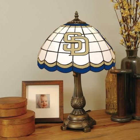 MLB San Diego Padres Tiffany Table Lamp - image 1 of 1