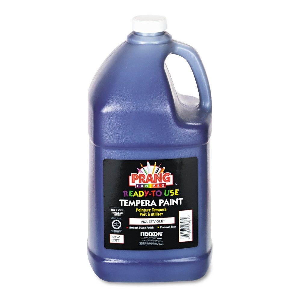 1gal Tempera Paint Ready-to-Use Purple - Prang