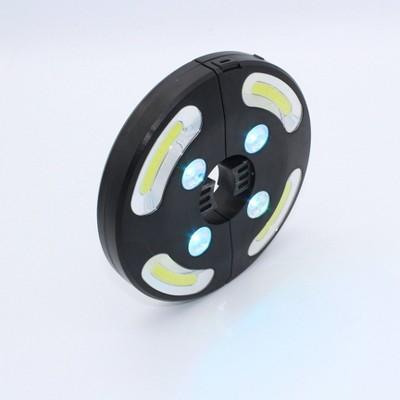 LED Light for Umbrellas - Black - Backyard Expressions