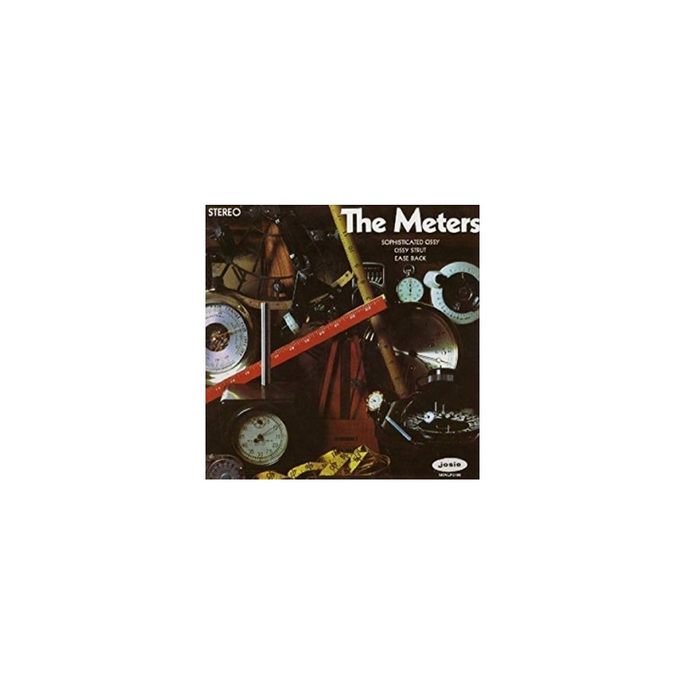 Meters - Meters (Vinyl), Pop Music
