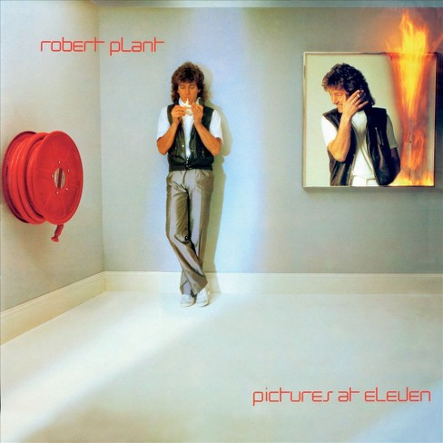 Robert plant - Pictures at eleven (CD) - image 1 of 4