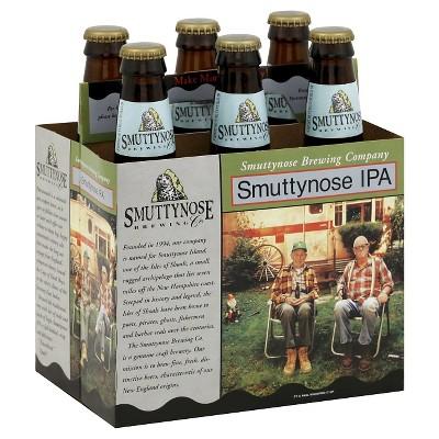 Smuttynose IPA Beer - 6pk/12 fl oz Bottles