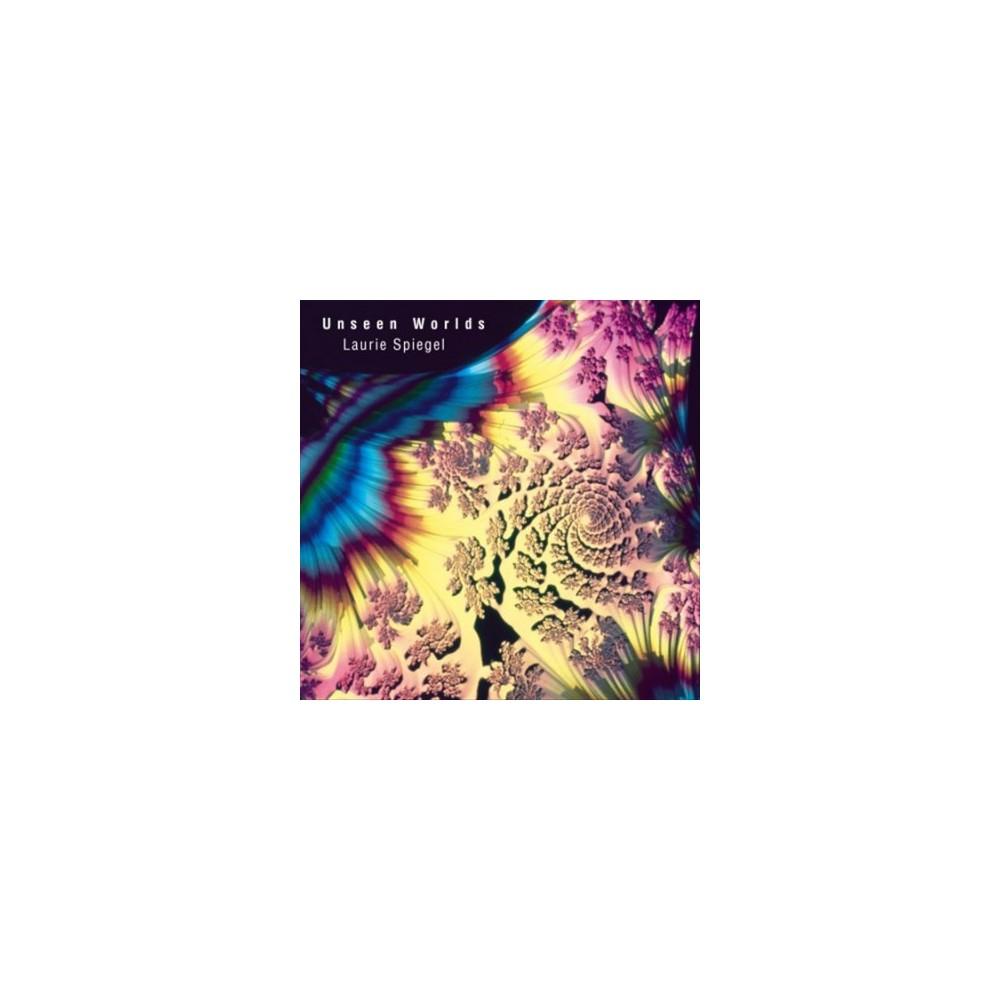 Laurie Spiegel - Unseen Worlds (Vinyl)