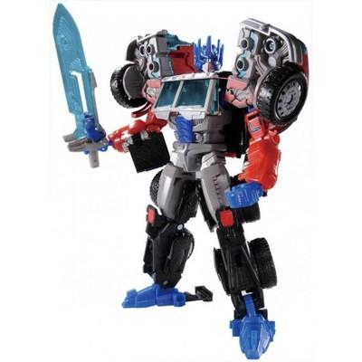 UN-22 G2 Optimus Prime   Transformers United Action figures