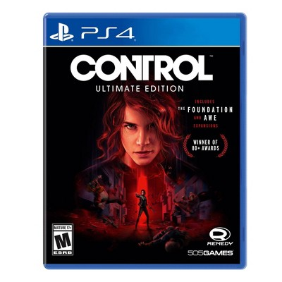 Control: Ultimate Edition - PlayStation 4