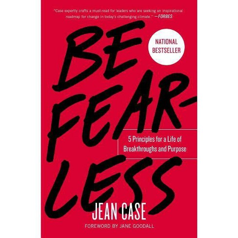 Be Fearless - by  Jean Case (Paperback) - image 1 of 1