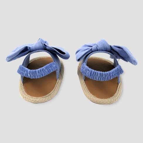 528824e56a4c Baby Girls  Espadrille Sandals - Cat   Jack™...   Target