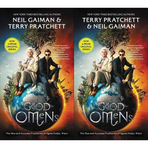 Good Omens [tv Tie-In] - by  Neil Gaiman & Terry Pratchett (Paperback) - image 1 of 1