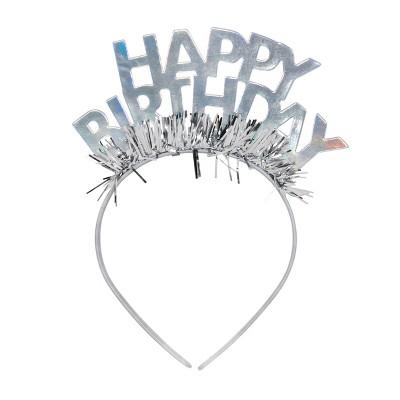 GOH Headband Party Tiara Light Silver - Spritz™