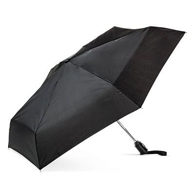 ShedRain Auto Open/Close Compact Umbrella - Black