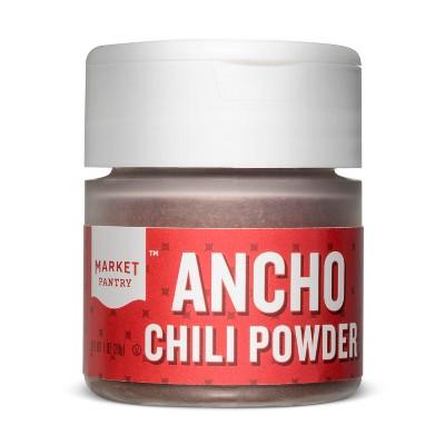 Ancho Chili Powder - 1oz - Market Pantry™