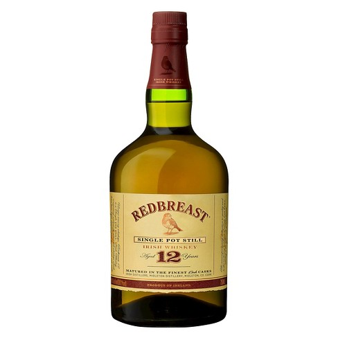 Redbreast® 12 Year Whiskey - 750mL Bottle - image 1 of 1