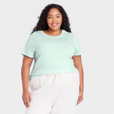 Women's Short Sleeve Casual T-Shirt - A New Day™
