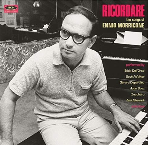 Various - Ricordare:Songs Of Ennio Morricone (CD) - image 1 of 1